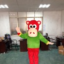 Supply Gorilla King Kong Cartoon Mascot Costume Halloween Costume Animal Costume Gorilla Cartoon Costumes