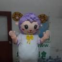 Supply Plush Toys Cartoon Clothing Walking Cartoon Doll Clothing Cartoon Costumes Cartoon Show Sheep Mascot Costume