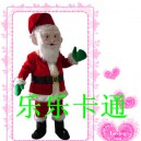 Supply Santa Claus Cartoon Doll Clothing Doll Clothing Cartoon Dolls Walking Clothing Snowman Costumes Mascot Costume