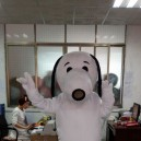 Supply Cartoon Doll Doll Clothing Performance Props Apparel Clothing Walking Cartoon Dog Snoopy Costume Mascot Costume