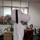 Cartoon Doll Doll Clothing Performance Props Apparel Clothing Walking Cartoon Dog Snoopy Costume Mascot Costume