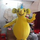 Supply Hippocampus Walking Cartoon Doll Cartoon Clothing Cartoon Show Promote Its Amusement Parks Doll Photography Props Mascot Costume