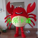 Supply National Crab Cartoon Doll Clothing Cartoon Costumes Mascot Costume