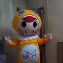Supply Plush Toys Plush Dolls Cartoon Clothing Cartoon Show Cartoon Characters Kin Kin Clothing Cartoon Mascot Costume