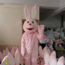 Supply Bugs Bunny Cartoon Doll Doll Clothing Walking Cartoon Rabbit Ears Costume Props Clothing Line Mascot Costume