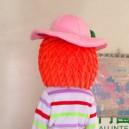 Cartoon Doll Clothing Cartoon Dolls Cartoon Toy Animal Clothing Doll Clothing Strawberry Girl Mascot Costume