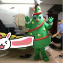 Christmas Cartoon Clothing Cartoon Dolls Cartoon Animation Clothing Props Stage Performance Clothing Walking Cartoon Christmas Tree Mascot Costume
