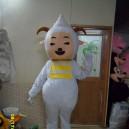 Radiant Wolf Cartoon Clothing Cartoon Doll Doll Cartoon Walking Doll Clothing Props Performance Clothing Mascot Costume