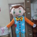 Supply Boy Cartoon Clothing Cartoon Show Clothing Cartoon Clothes Little Boy Cartoon Even Walking Performance Clothing Mascot Costume