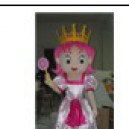 Supply Cartoon Doll Clothing Cartoon Show Clothing Girl Walking Doll Series of Promotional Activities Installation Mascot Costume