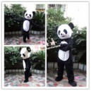 Supply Panda Cartoon Clothing Performance Clothing Doll Clothing Doll Clothing Advertising Clothing Panda Panda Cartoon Mascot Costume