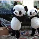Panda Cartoon Clothing Performance Clothing Doll Clothing Doll Clothing Advertising Clothing Panda Panda Cartoon Mascot Costume