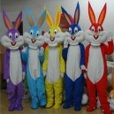 Supply Bugs Bunny Cartoon Clothing Walking Cartoon Doll Clothing Doll Clothing Cartoon Dolls Rabbit Doll Clothing Mascot Costume