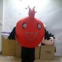 Supply Fruits and Vegetables Cartoon Clothing Performance Clothing Doll Dolls Doll Dragon Cartoon Dolls Cartoon Advertising Mascot Costume