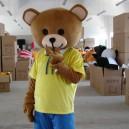Supply Teddy Bear Winnie The Pooh Cartoon Clothing Cartoon Walking Doll Doll Clothing Doll Clothing Mascot Costume