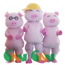 Japan The Pig Mcdull Pig Cartoon Doll Clothing Cartoon Walking Doll Clothing Doll Clothing Cartoon Props Mascot Costume
