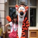 Tigger Dolls Walking Cartoon Doll Clothing Cartoon Tiger Costume Props Performance Clothing Doll Clothing Mascot Costume