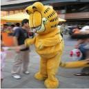Garfield Cartoon Clothing Cartoon Dolls Walking Cartoon Doll Clothing Cartoon Dolls Dolls Clothes Costumes Mascot Costume