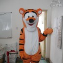 Supply Tigger Cartoon Tiger Walking Cartoon Doll Clothing Doll Clothing Cartoon Doll Performances Costumes Mascot Costume