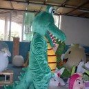 Supply Crocodile Cartoon Clothing Cartoon Dolls Walking Cartoon Doll Clothing Doll Clothing Doll Costumes Mascot Costume