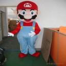 Mario Grade Mary Cartoon Doll Clothing Cartoon Show Props Walking Dolls Clothing Dolls Doll Mascot Costume