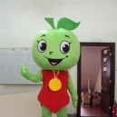 Supply Apple Fruit Cartoon Doll Cartoon Clothing Cartoon Dolls Clothing Performance Props Mascot Costume
