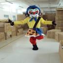 Supply Cartoon Monkey Journey The West Clothing Doll Clothing Cartoon Walking Doll Doll Clothing Costumes Mascot Costume