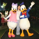Supply Donald Duck Cartoon Doll Clothing Cartoon Dolls Walking Clothing Cartoon Clothing Costumes Mascot Costume