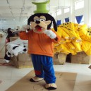 Supply Goofy Cartoon Costumes Walking Cartoon Doll Clothing Doll Clothing Doll Costumes Mascot Costume