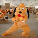 Hey Yellow Dog Pluto Cartoon Clothing Cartoon Dolls Walking Cartoon Dolls Doll Clothing Costumes Mascot Costume