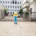 My Little Aberdeen Soy Clothing Walking Doll Clothing Small Yellow People Despicable Me Cartoon Clothing Contempt Mascot Costume