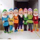 Supply Seven Dwarfs Cartoon Clothing Cartoon Costumes Walking Cartoon Doll Clothing Doll Clothing Mascot Costume