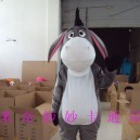 Cartoon Doll Doll Clothing Cartoon Costumes Walking Cartoon Doll Doll Clothing Donkey Mascot Costume