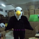 Supply Cartoon Doll Doll Clothing Cartoon Costumes Walking Cartoon Doll Doll Clothing Eagle Mascot Costume