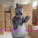 Supply Cartoon Doll Doll Clothing Cartoon Costumes Walking Cartoon Doll Doll Clothing Hippo Mascot Costume
