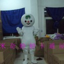 Supply Cartoon Doll Doll Clothing Cartoon Costumes Walking Cartoon Doll Doll Clothing Snowman Mascot Costume
