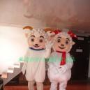 Supply Cartoon Doll Clothing Cartoon Doll Clothing Props Cartoon Costumes Pleasant Beautiful Sheep Mascot Costume