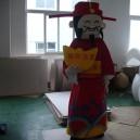 Supply Manufacturers Cartoon Walking Doll Clothing Cartoon Doll Costumes Cartoon Costumes Fortuna Mascot Costume