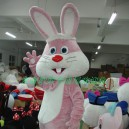 Supply Manufacturers Dolls Walking Cartoon Doll Clothing Cartoon Costumes Cartoon Clothing Cartoon Costumes Rabbit Mascot Costume