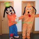 Supply Manufacturers Dolls Walking Cartoon Doll Clothing Cartoon Costumes Cartoon Clothing Goofy Mascot Costume