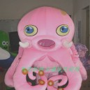 Manufacturers Dolls Walking Cartoon Doll Clothing Cartoon Costumes Cartoon Clothing Octopus Mascot Costume