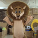 Supply Walking Cartoon Doll Clothing Doll Clothing Stage Props Lion Mascot Costume