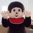 Supply Walking Cartoon Doll Clothing Props Cartoon Costumes Show Costumes Cartoon Costumes Qiqi Mascot Costume