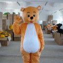 Supply Walking Cartoon Performance Clothing Cartoon Doll Cartoon Costumes Children #39 S Cartoon Clothing Hello Bear Mascot Costume