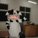 Supply Cows Cartoon Doll Clothing Cartoon Walking Doll Clothing Cartoon Costumes Doll Costumes Mascot Costume