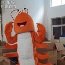 Lobster Ocean Series Cartoon Dolls Cartoon Clothing Cartoon Walking Doll Clothing Doll Props Mascot Costume