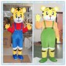 Supply Tiger Walking Doll Cartoon Clothing Cartoon Dolls Doll Clothing Doll Costumes Mascot Costume