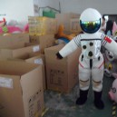 Supply Astronaut Space Suit Costume Cartoon Costumes Cartoon Doll Clothing Cartoon Walking Doll Clothing Mascot Costume