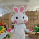 Supply Cartoon Costumes Walking Cartoon Dolls Cartoon Doll Dress Performance Props Rabbit Mascot Costume