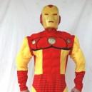Supply Cartoon Costumes Walking Cartoon Dolls Clothing Performance Props Iron Man Mascot Costume